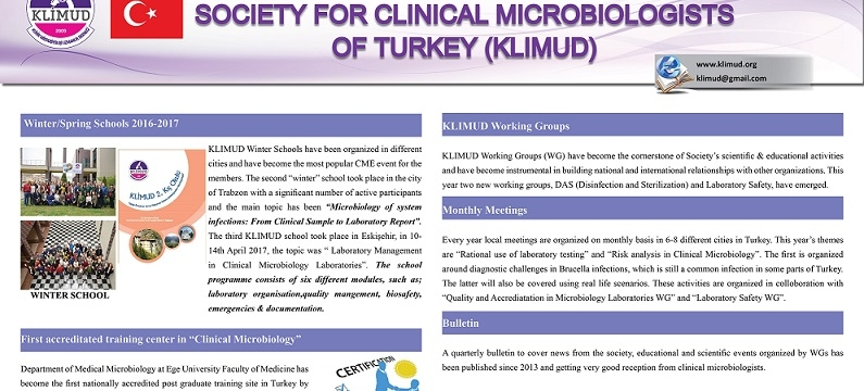 Society for Clinical Microbiologists of Turkey