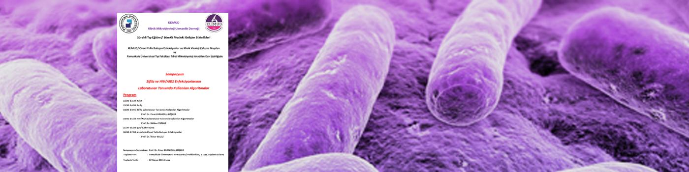 Sifiliz ve HIV/AIDS Enfeksiyonlarının Laboratuvar Tanısında Kullanılan Algoritmalar