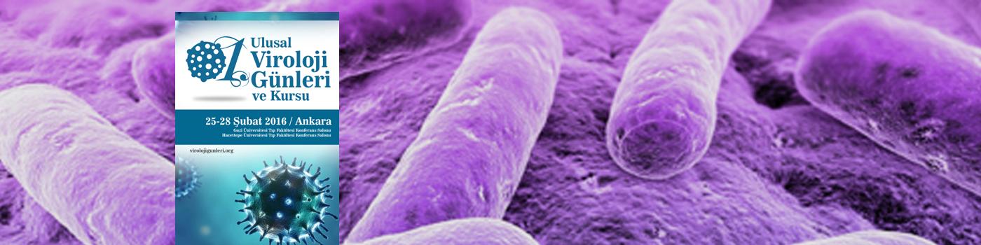 1. Ulusal Viroloji Günleri