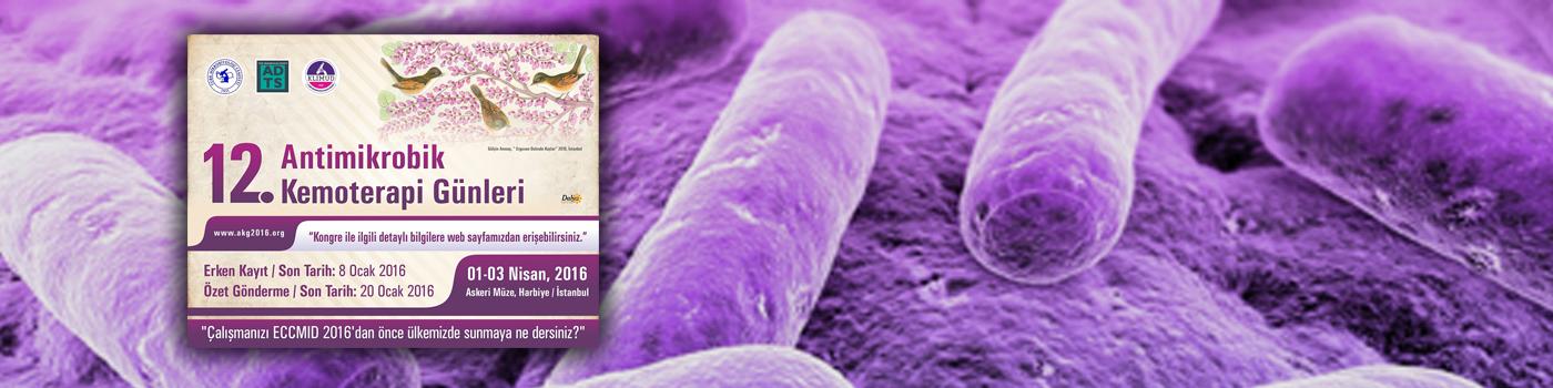 12. Antimikrobik Kemoterapi Günleri