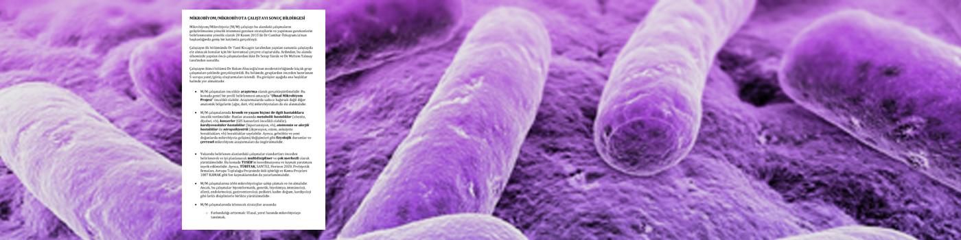 Mikrobiyom Çalıştayı
