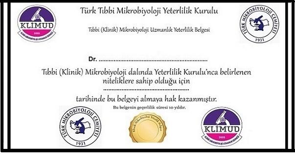 Tıbbi Mikrobiyoloji Uzmanlık Yeterlik Sınavı Yapıldı!..