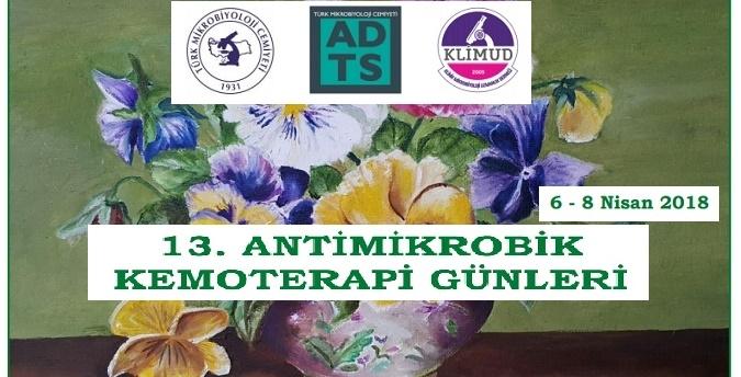 13. Antimikrobik Kemoterapi Günleri