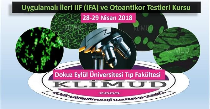 Uygulamalı İleri IIF (IFA) ve Otoantikor Testleri Kursu