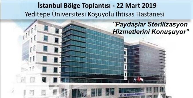 KLİMUD Bölge Toplantısı / 22 Mart 2019 İstanbul