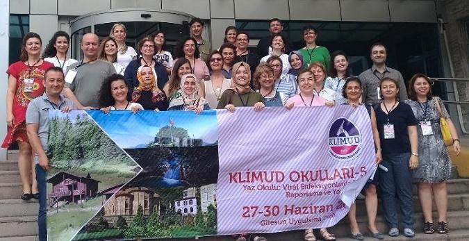 KLİMUD Okulları-5 , Yaz Okulu yapıldı!..