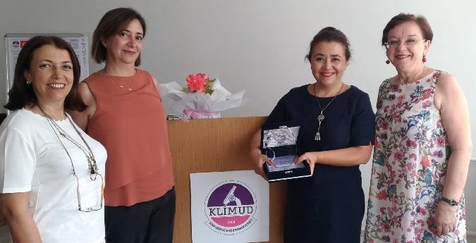 Ankara Mikrobiyoloji Derneği'nden KLİMUD Ziyareti