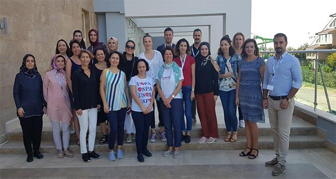 Teknisyen Eğitimi Atölye Çalışması: Otoimmün Hastalıkların Laboratuvar Tanısında Kullanılan Yöntemler- Uygulamalı İndirekt İmmünfloresan (IIF) Testleri kursu yapıldı!