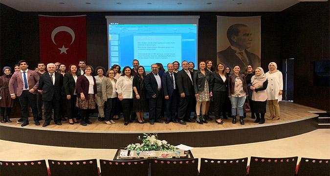 KLİMUD Gaziantep Bölge Toplantısı Yapıldı!