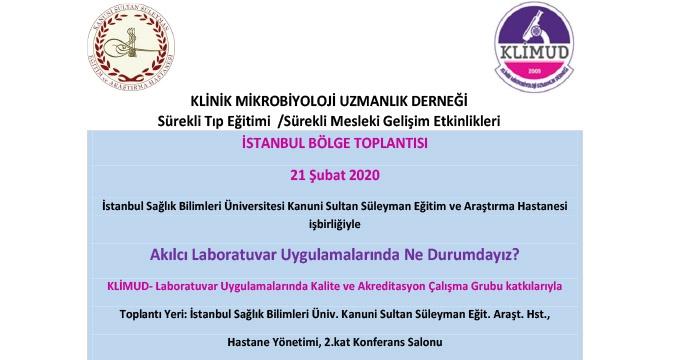 KLİMUD Bölge Toplantısı / 21 Şubat 2020 İSTANBUL