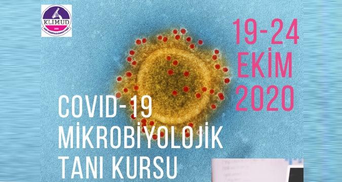 COVID-19 Mikrobiyolojik Tanı Kursu Videoları İçin Tıklayınız