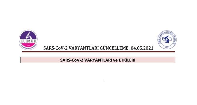 SARS-CoV-2 Varyantları Güncelleme