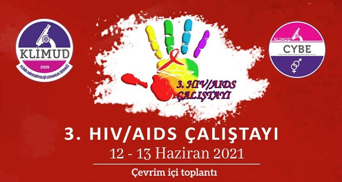 3. HIV/AIDS Çalıştayı 12-13 Haziran 2021